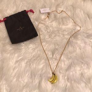 kate spade Jewelry - Kate Spade Banana Necklace
